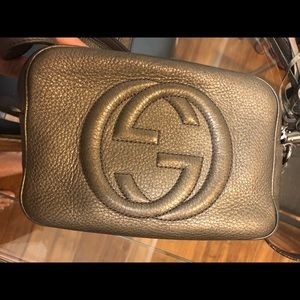 Gucci Bags - GUCCI Soho small leather disco bag